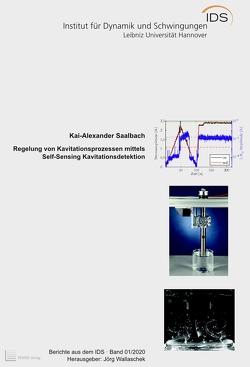 Regelung von Kavitationsprozessen mittels Self-Sensing Kavitationsdetektion von Saalbach,  Kai-Alexander, Wallaschek,  Jörg