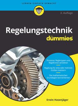 Regelungstechnik für Dummies von Hasenjäger,  Erwin