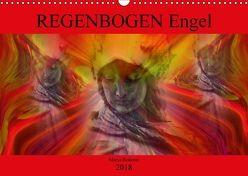 REGENBOGEN Engel (Wandkalender 2018 DIN A3 quer) von Rohmer,  Maria