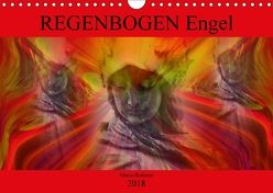 REGENBOGEN Engel (Wandkalender 2018 DIN A4 quer) von Rohmer,  Maria