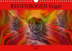 REGENBOGEN Engel (Wandkalender 2020 DIN A4 quer) von Rohmer,  Maria
