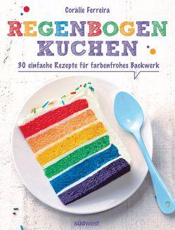 Regenbogenkuchen von Ferreira,  Coralie