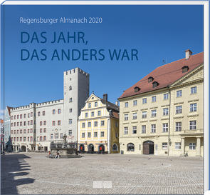 Regensburger Almanach 2020 von Morsbach,  Peter