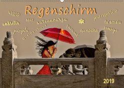 Regenschirm (Wandkalender 2019 DIN A2 quer) von Roder,  Peter