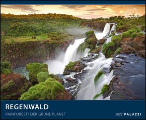 Regenwald 2022 – Bild-Kalender – Wand-Planer – 60×50