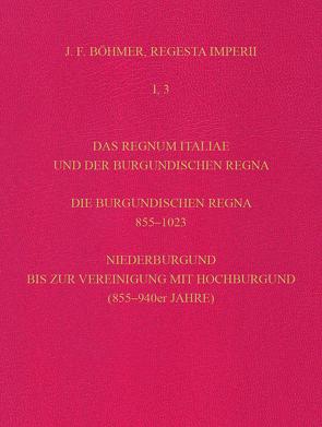 Regesta Imperii von Zielinski,  Herbert
