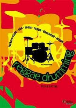 Reggae Drumming & CD von Epting,  Peter