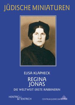 Regina Jonas von Klapheck,  Elisa