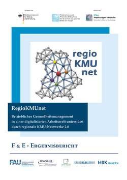 RegioKMUnet von Drexler,  Hans, Fischmann,  Wolfgang, Voss,  Amanda