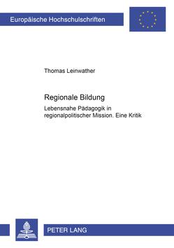Regionale Bildung von Leinwather,  Thomas