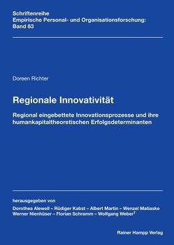 Regionale Innovativität von Richter,  Doreen