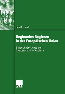 Regionales Regieren in der Europäischen Union von Grasnick,  Jan