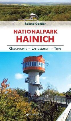 Regionalführer Nationalpark Hainich von Geissler,  Roland