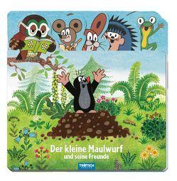 """Registerbuch mit Klappen """"Der kleine Maulwurf"""""""