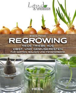 Regrowing – vom Gemüserest zum Gemüsebeet von Ferioli,  Eliana