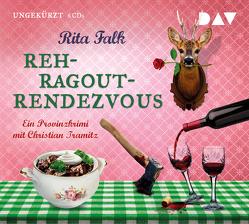 Rehragout-Rendezvous von Falk,  Rita, Kübrich,  Angela, Tramitz,  Christian