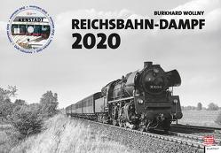 Reichsbahn-Dampf 2020