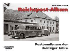 Reichspost-Album von Stern,  Volkhard
