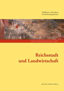 Reichsstadt und Landschaft von Guggenheimer,  Dorothee, Sonderegger,  Stefan, Wittmann,  Helge