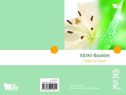 REIKI-Booklet von Driesch,  Anouchka
