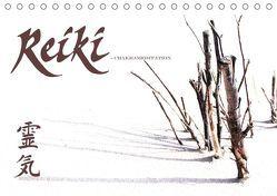 REIKI – Chakrameditation (Tischkalender 2019 DIN A5 quer)