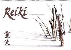 REIKI – Chakrameditation (Wandkalender 2019 DIN A2 quer) von Weiss,  Michael