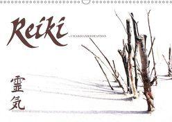 REIKI – Chakrameditation (Wandkalender 2019 DIN A3 quer) von Weiss,  Michael