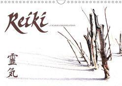 REIKI – Chakrameditation (Wandkalender 2019 DIN A4 quer)
