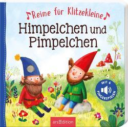"""Reime für Klitzekleine: Himpelchen und Pimpelchen von Jatkowska,  Ag, Schrank,  Gerald """"Greulix"""""""
