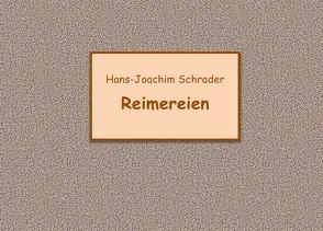 Reimereien von Schrader,  Hans-Joachim
