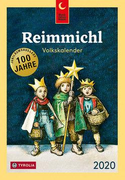 Reimmichl Volkskalender 2020 von Drewes,  Birgitt, Rieger,  Sebastian