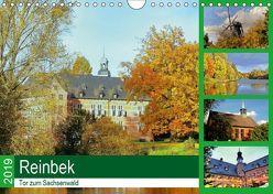 Reinbek, Tor zum Sachsenwald (Wandkalender 2019 DIN A4 quer) von Stempel,  Christoph