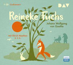 Reineke Fuchs von Goethe,  Johann Wolfgang von, Noethen,  Ulrich, u.v.a., WDR Big Band