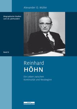 Reinhard Höhn von Müller,  Alexander O.