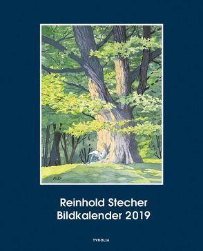 Reinhold Stecher Bildkalender 2019 von Stecher,  Reinhold