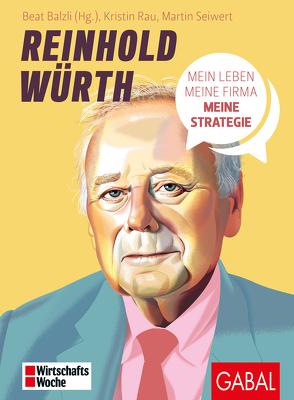 Reinhold Würth von Balzli,  Beat, Rau,  Kristin, Seiwert,  Martin