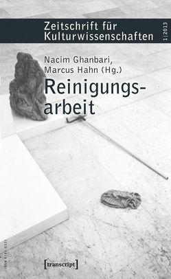 Reinigungsarbeit von Ghanbari,  Nacim, Hahn,  Marcus