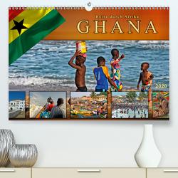 Reise durch Afrika – Ghana (Premium, hochwertiger DIN A2 Wandkalender 2020, Kunstdruck in Hochglanz) von Roder,  Peter