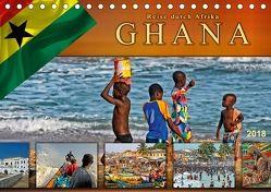 Reise durch Afrika – Ghana (Tischkalender 2018 DIN A5 quer) von Roder,  Peter