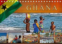 Reise durch Afrika – Ghana (Tischkalender 2019 DIN A5 quer)