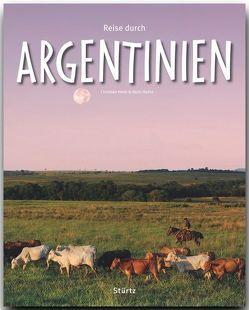 Reise durch Argentinien von Hanta,  Karin, Heeb,  Christian