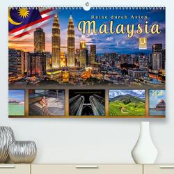 Reise durch Asien – Malaysia (Premium, hochwertiger DIN A2 Wandkalender 2020, Kunstdruck in Hochglanz) von Roder,  Peter