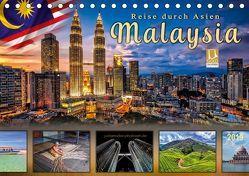 Reise durch Asien – Malaysia (Tischkalender 2019 DIN A5 quer) von Roder,  Peter