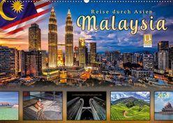 Reise durch Asien – Malaysia (Wandkalender 2019 DIN A2 quer) von Roder,  Peter