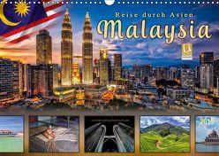 Reise durch Asien – Malaysia (Wandkalender 2019 DIN A3 quer) von Roder,  Peter