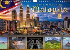 Reise durch Asien – Malaysia (Wandkalender 2019 DIN A4 quer) von Roder,  Peter