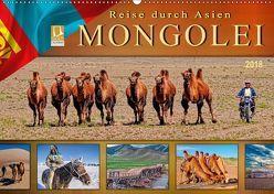 Reise durch Asien – Mongolei (Wandkalender 2018 DIN A2 quer) von Roder,  Peter