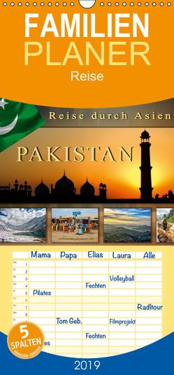 Reise durch Asien – Pakistan – Familienplaner hoch (Wandkalender 2019 , 21 cm x 45 cm, hoch) von Roder,  Peter