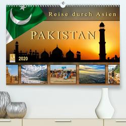 Reise durch Asien – Pakistan (Premium, hochwertiger DIN A2 Wandkalender 2020, Kunstdruck in Hochglanz) von Roder,  Peter