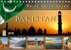 Reise durch Asien – Pakistan (Tischkalender 2018 DIN A5 quer) von Roder,  Peter